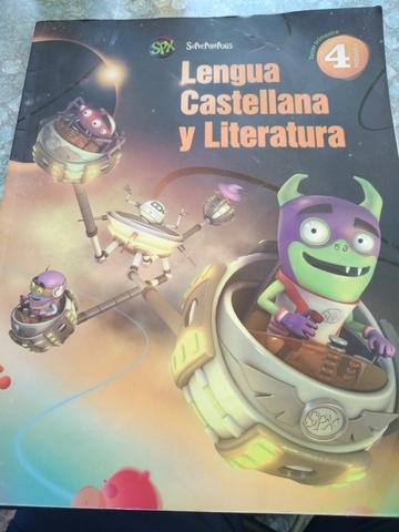 LENGUA CASTELLANA  LITERATURA 4 PRIMARIA - foto 1