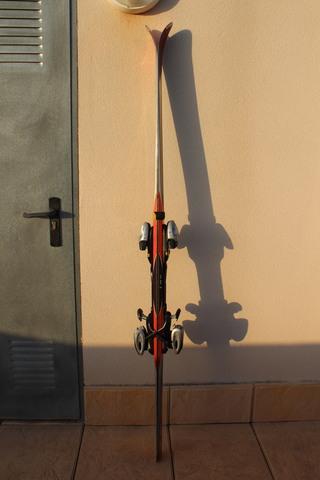 ESQUÍ HEAD CYBER X20 + BASTONES - foto 5