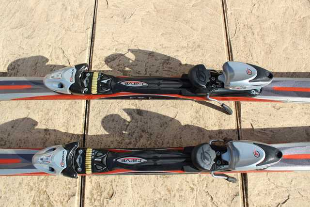 ESQUÍ HEAD CYBER X20 + BASTONES - foto 6