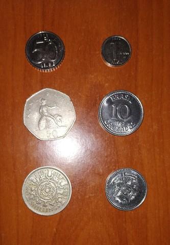 Monedas Antiguas Y Estranjeras
