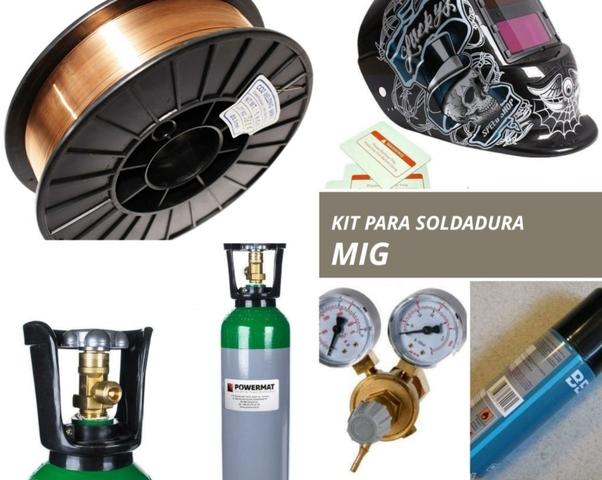Kit Para Soldadura Mig