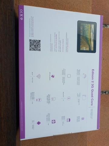 TABLET BQ_- EDISON 2 3G QUAD CORE - foto 5