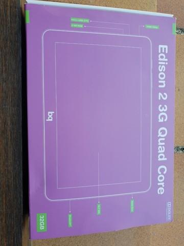 TABLET BQ_- EDISON 2 3G QUAD CORE - foto 6