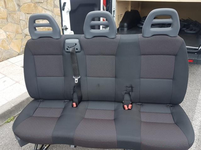 Fundas para asientos negra para fiat grande punto asiento del coche delante de referencia sólo asiento del conductor