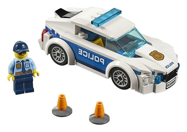 + Lego ® City nuevo con embalaje original 60239 policía patrulla