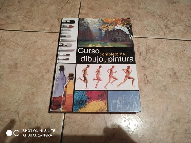 CURSO COMPLETO DE DIBUJO Y PINTURA.  - foto 1