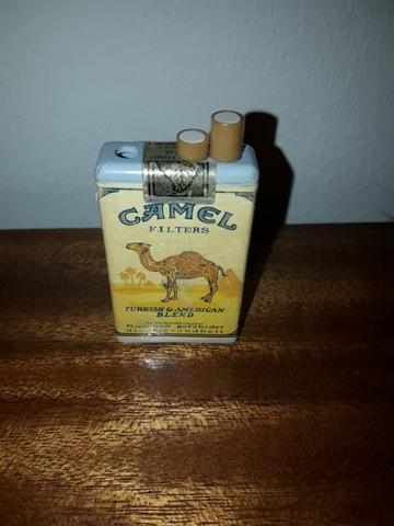 Mechero Antiguo De Camel No Hago Envios