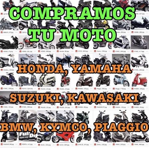 COMPRAMOS TU MOTO - foto 2