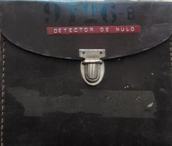 Detector De Nulos