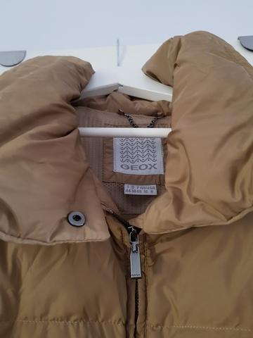referir participar Carretilla  MILANUNCIOS   Abrigos y chaquetas geox de segunda mano