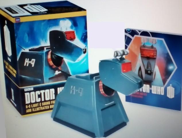 A estrenar en caja Set Doctor Who Tardis adelante médico Set Coleccionable