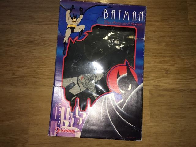 DISFRAZ BATMAN DE JOSMAN TALLA 5-7 AÑOS - foto 1
