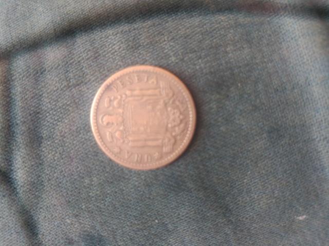 Moneda De 1 Peseta