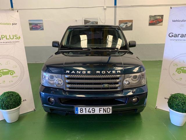 07 Range Rover Sport L320 Motor Regulador de Ventana Trasera Lado Del Conductor