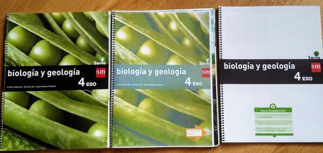 Mil Anuncios Com Libro De Biología Y Geologia 4 Eso Sm