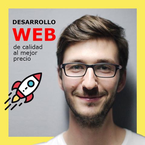 DESARROLLADOR WEB SERIO & RESPONSABLE - foto 1
