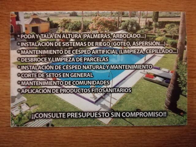 JARDINERÍA GENERAL,  GARDENING ECO VEYRA - foto 2