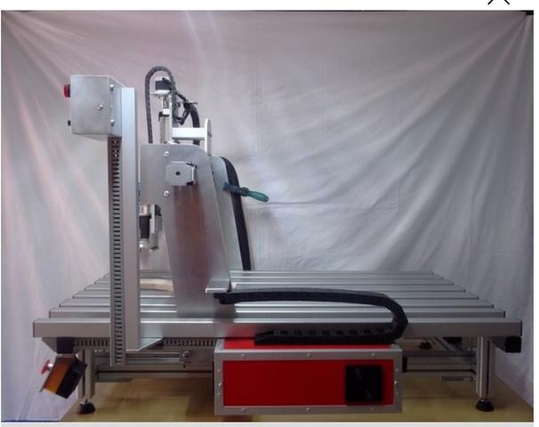 FRESADORA CNC PANTOGRAFO CONTROL NUMÉRIC - foto 4