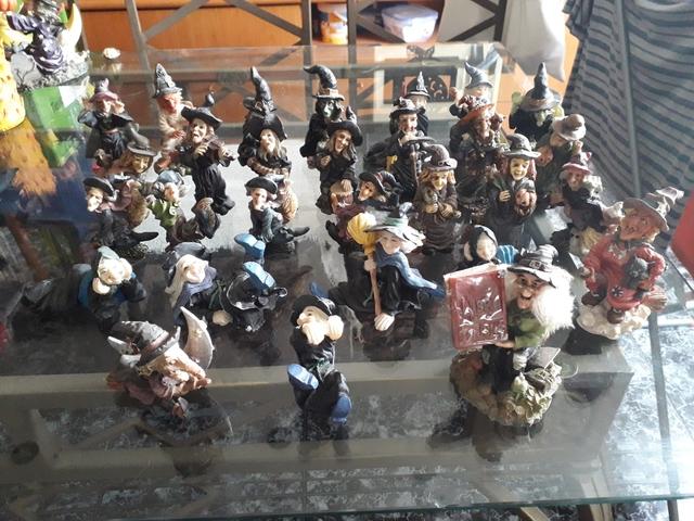Colección De Brujas ( Unas 115 Brujas)