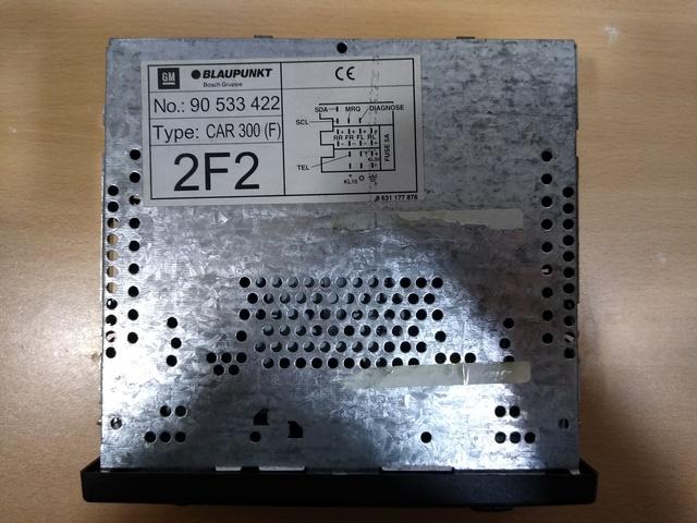 Código PIN seguro Estéreo VW Desbloquear Decodificar Servicio para el código de radio y de navegación RNS