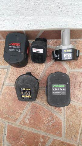 Baterías Máquinas Prensa Multicapa