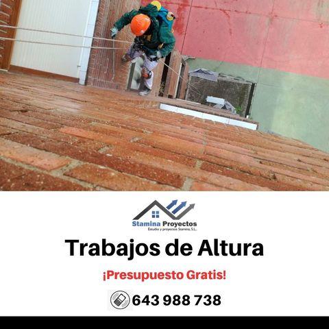 TRABAJO DE ALTURA   643988738 / ÁVILA - foto 1