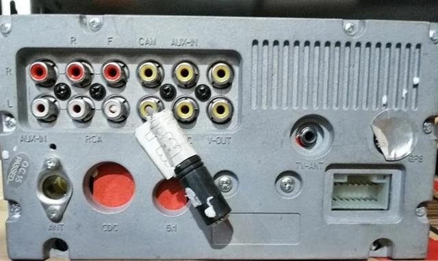 DVD- MP3-USB CON PANTALLA TÁCTIL - foto 4