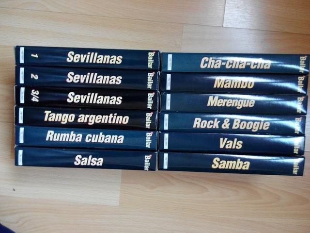 CURSO A BAILAR COMPLETO ( 10 BAILES ) - foto 2