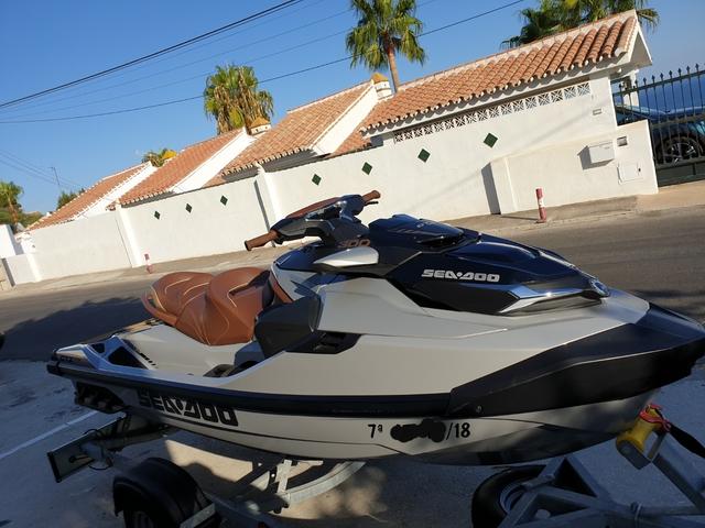 SEA DOO GTX LTD 300CV - foto 5