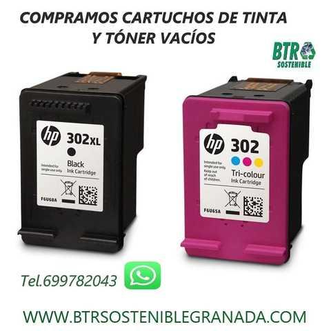 CARTUCHOS DE TINTA Y TONER VACIOS - foto 1
