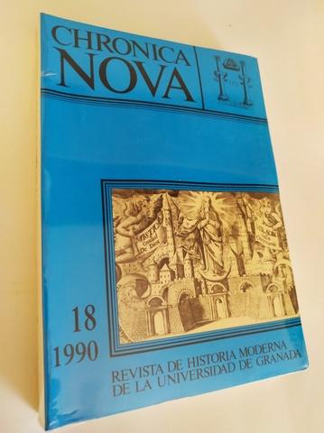 CHRONICA NOVA N° 18 - foto 1