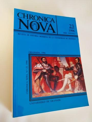 CHRONICA NOVA N°23 HISTORIA MODERNA - foto 1