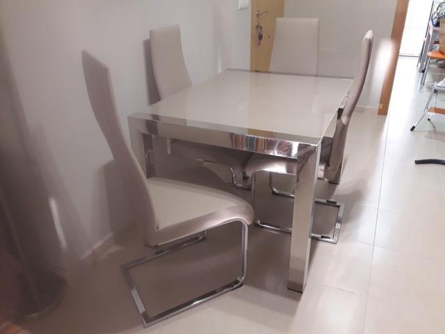 MIL ANUNCIOS.COM - Mesa de comedor y sillas