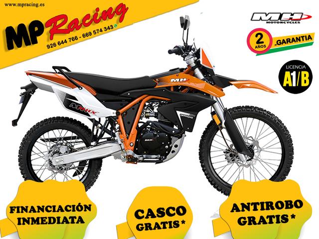 MH Motorcycles Furia Max 50 Enduro precio ficha opiniones