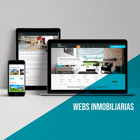 PORTAL WEB INMOBILIARIO - foto 2