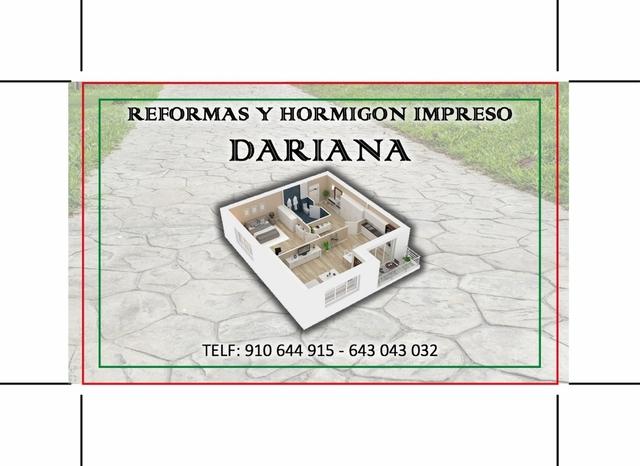 HORMIGÓN IMPRESO - foto 5