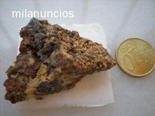 ESPINELA PLEONASTA CON CLINOHUMITA - foto 1