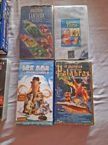 PELICULAS VHS - foto 2