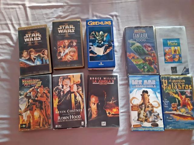 PELICULAS VHS - foto 3