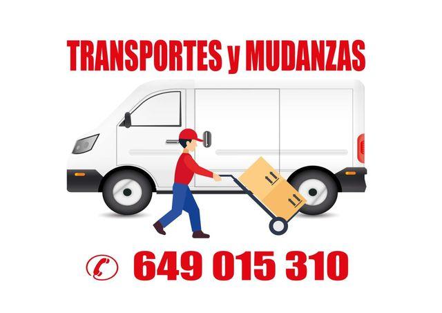 *  TRANSPORTE Y MUDANZAS EN ZARAGOZA - foto 1