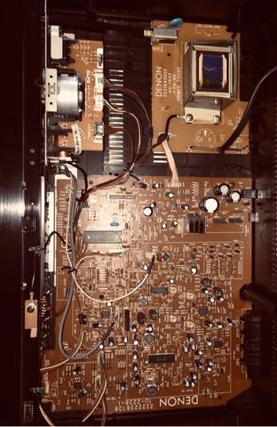 PLETINA CINTAS DENON DRM-510 CASSETTE - foto 2