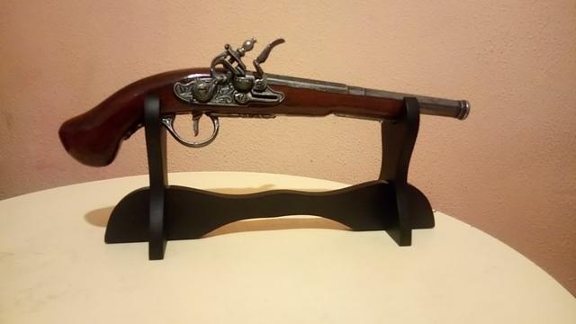 Replica Pistola Siglo Xviii