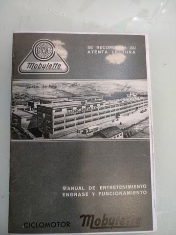 MOBYLETTE, CATALOGO DE PIEZAS - foto 3