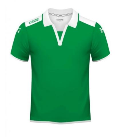 Camiseta Verde,  Futbol,  Balonmano, Dprt.