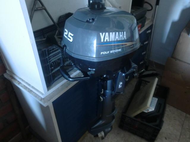 YAMAHA DE 2. 5 C. V.  - foto 7