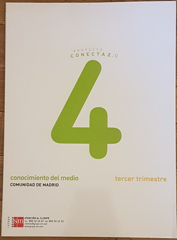 CONOCIMIENTO DEL MEDIO 4 PRIMARIA