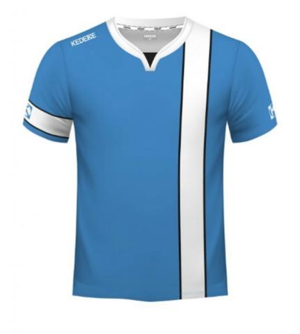 Camiseta Celeste,  Futbol, Balonmano, Dpoxt