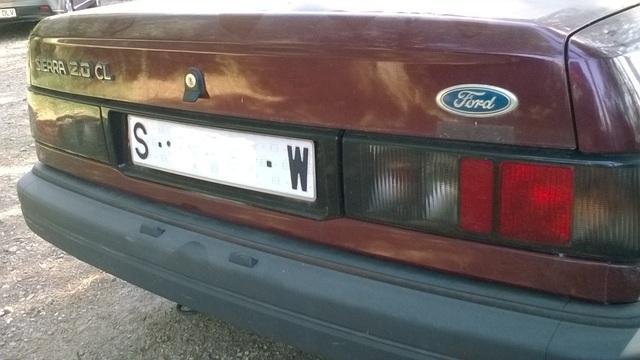 Scorpio tránsito sierra Rover Tubo de escape goma escape soporte para Ford Granada Opel