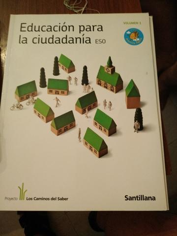 EDUCACIÓN PARA LA CIUDADANÍA ESO - foto 1