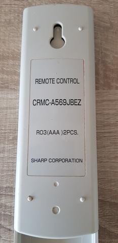 MANDO SHARP MOD CRMC-A569JBEZ - foto 6